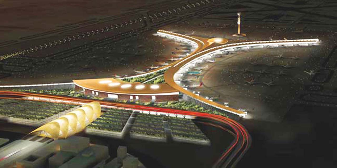 King Abdulaziz International Airport Design
