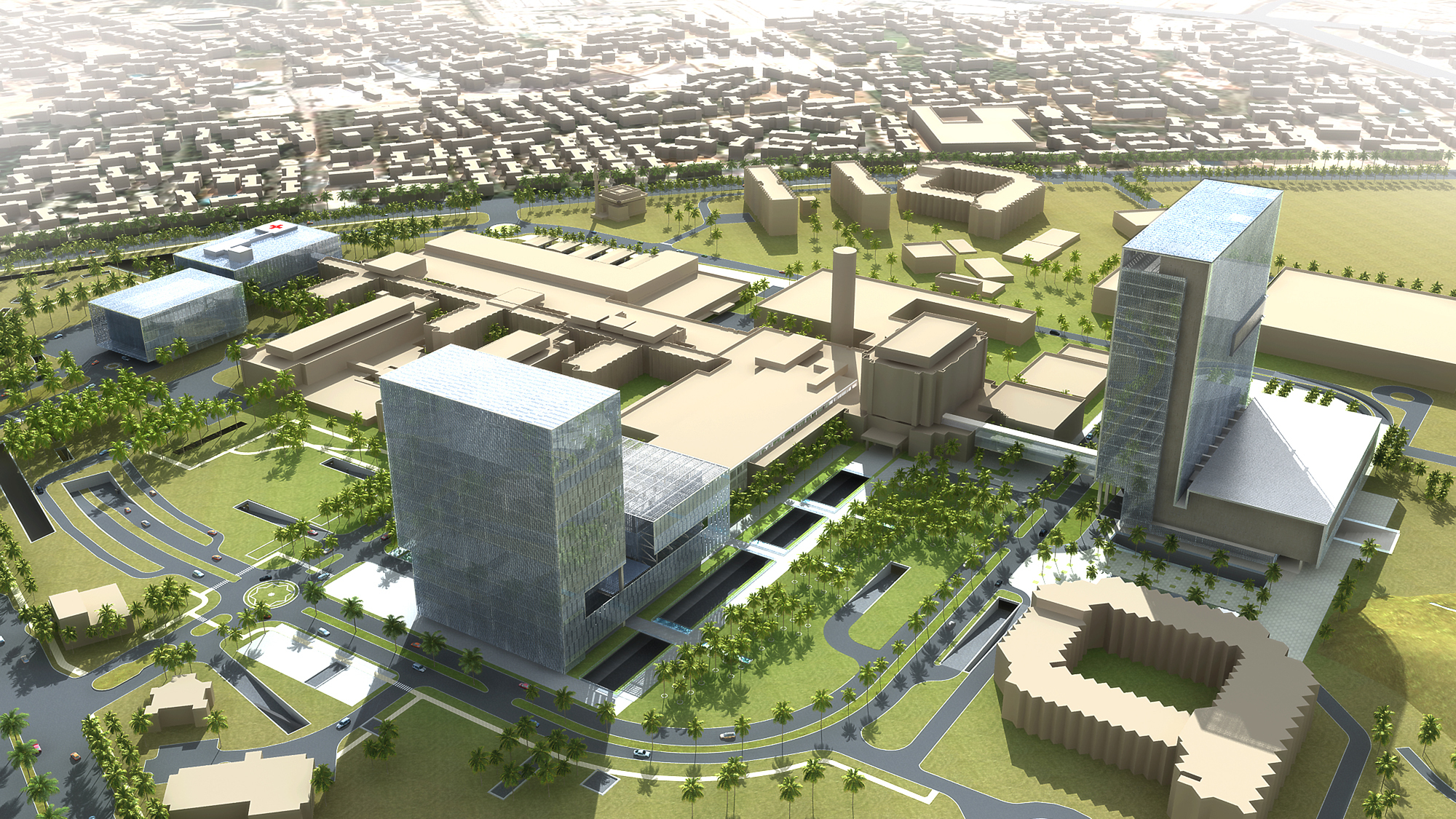 King Faisal Specialist Hospital Expansion